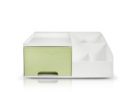 Organizador Multiuso de 1 gaveta Verde - Jacki Design