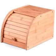 Porta Pão de Bambu Tyft - Pequeno - Yoi