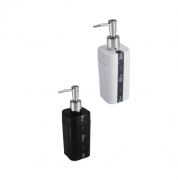 Porta Sabonete Líquido e Álcool Gel  - Splash - Coza