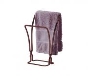 Porta Toalha de Bancada Bronze - Perfezione -  Future