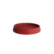 Prato tamanho P (21) Vermelho - Vasap