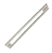 Puxador para Porta em Aço inox polido - DF 927-202- Italy Line