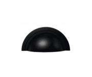 Puxador Shell 48mm - Preto - Zen Design