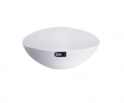 Saladeira Triangular Essential - Branco 2,5L - Coza