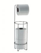 Suporte para Papel higiênico de Chão arredondado - 3 rolos - Superiore -  Future