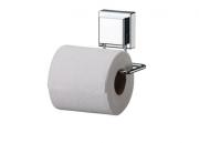 Suporte para Papel higiênico Inox com Ventosa - Qualitá Premiun Inox-  Future
