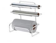 Suporte para Rolos Papel Toalha/Alumínio/PVC - Capricho - Future
