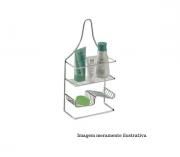 Suporte para Shampoo/Sabonete de Bancada/Box/Registro - Superiore -  Future
