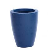Vaso Vietnamita com brilho 31 - Azul Macaúba - Vasap
