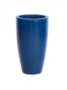 Vaso Vietnamita com brilho 50 - Azul Macaúba - Vasap