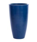 Vaso Vietnamita com brilho 70 - Azul Macaúba - Vasap