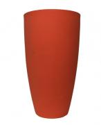 Vaso Vietnamita fosco 70 - Terracota - Vasap