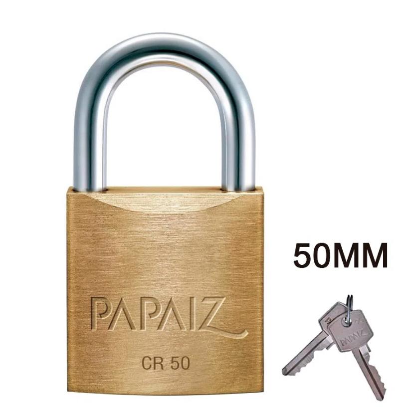 Cadeado CR50 - 50mm - Papaiz
