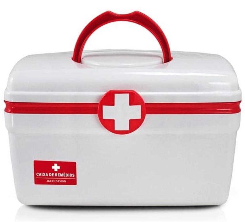 Caixa de Remédios (G) - Jacki Design
