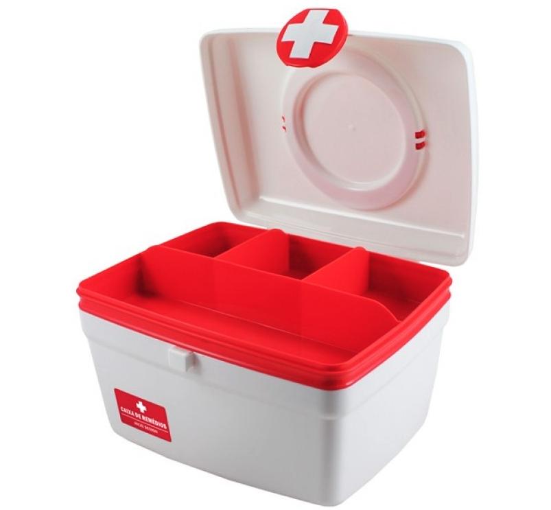 Caixa de Remédios (P) - Jacki Design