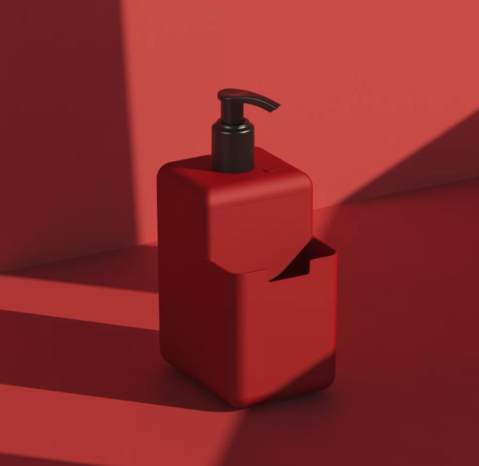 Dispenser - Single 500ml - Coza