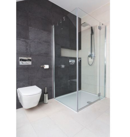 Escova para Banheiro Dosador em Aço inox com Acabamento Schoth Brite - Tramontina