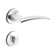 Fechadura Banheiro Logus - 55mm - Imab