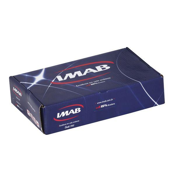 Fechadura Banheiro Malba - 55mm - Imab
