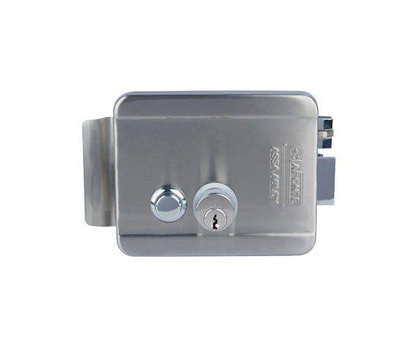 Fechadura elétrica com botão - ERL 302 - La Fonte