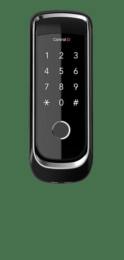 Fechadura Eletrônica Digital Biométrica - iDLock - Control iD
