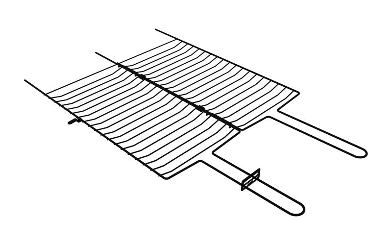 Grelha em Aço Carbono Nitrocarbonetado - Churrasco Black - Tramontina