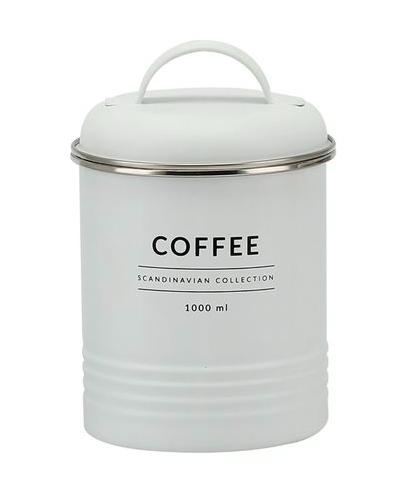 Porta Condimentos Copenhagen - Coffee Branco 1000ml - Yoi