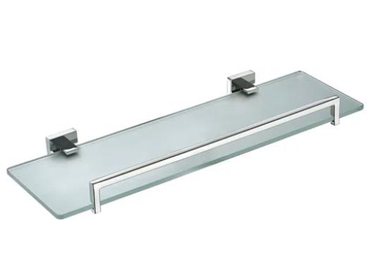 Porta Shampoo em Aço inox polido - Eterna -ItalyLine