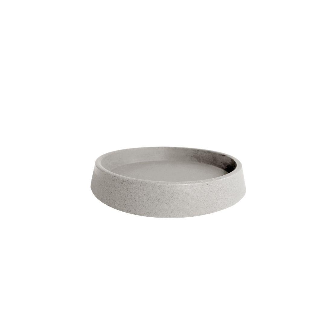 Prato tamanho PP (16) Branco Mármore - Vasap