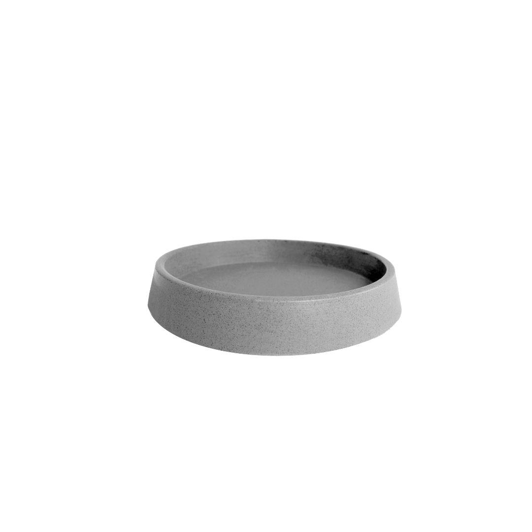 Prato tamanho PP (16) Cinza Claro - Vasap