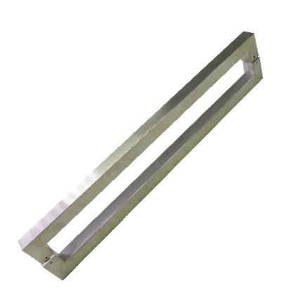 Puxador para Porta em Aço inox polido - DF 936-202- Italy Line