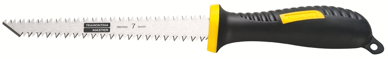 """Serrote Drywall em Aço Carbono 6"""" com 7 Dentes - Tramontina"""