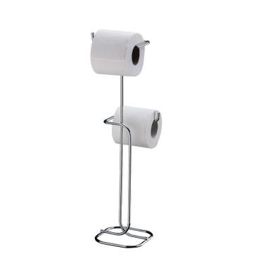 Suporte para Papel higiênico de Chão reto - 2 rolos - Superiore -  Future