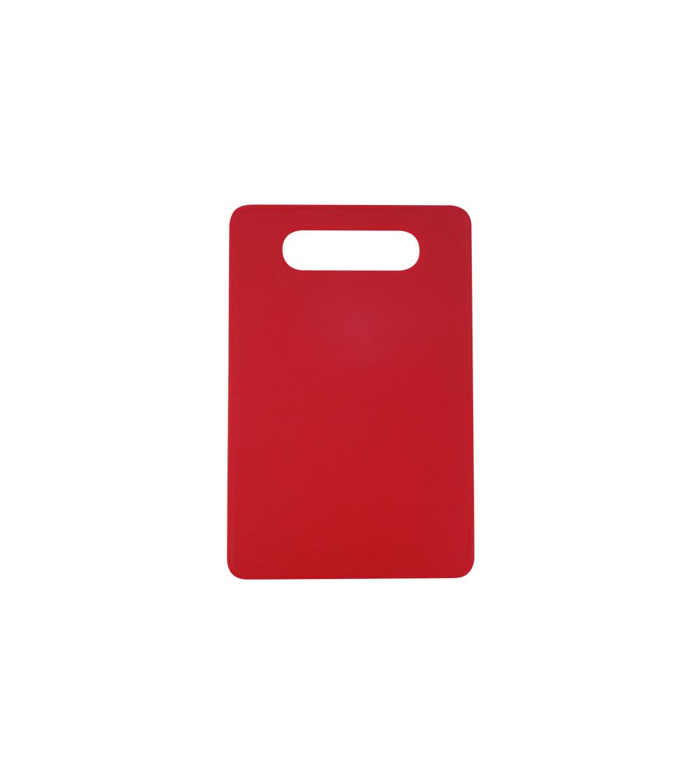 Tábua de Corte Ultrafina 29x19 - Vermelho - Oikos
