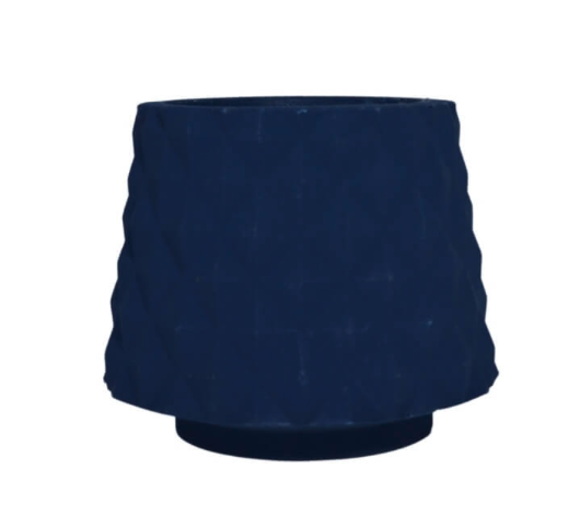 Vaso Recôncavo 46 Mini - Azul Macaúba - Vasap