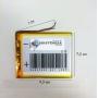 Bateria Tablet 3.7 V 2 Fios Solda