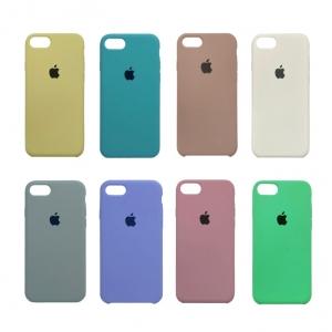 Capa de Silicone Iphone 7 / 8 / SE