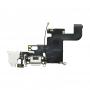 Flex Conector De Carga E Fone Apple Iphone 6G Branco