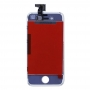 Tela Display Apple Iphone 4 4G A1332 A1349 Branco