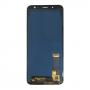 Tela Display Samsung Galaxy J6 J600 Com Brilho Dourado