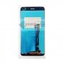 Tela Display Asus Zenfone 3 Ze520Kl Z017Dc Preto