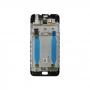 Tela Display Asus Zenfone 4 Selfie Zb553Kl Com Aro Preto