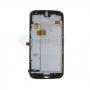 Tela Display Motorola Moto G4 Plus Xt1640 Xt1644 5.5 Com Aro Original Nacional Retirada Preto