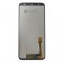 Tela Display Samsung Galaxy J6 Plus J6+ J610 J615 Original Ch Preto