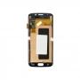Tela Display Samsung Galaxy S6 Edge G925 Original Retirada Dourado