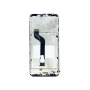 Tela Display Xiaomi Mi A2 Lite M1805D1Sg Com Aro Preto