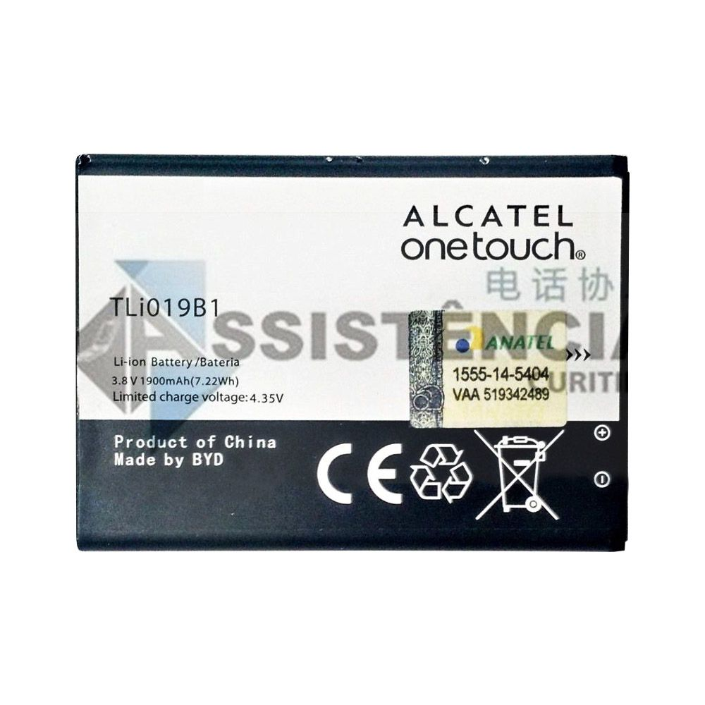 Bateria Alcatel One Touch Pop2 5042