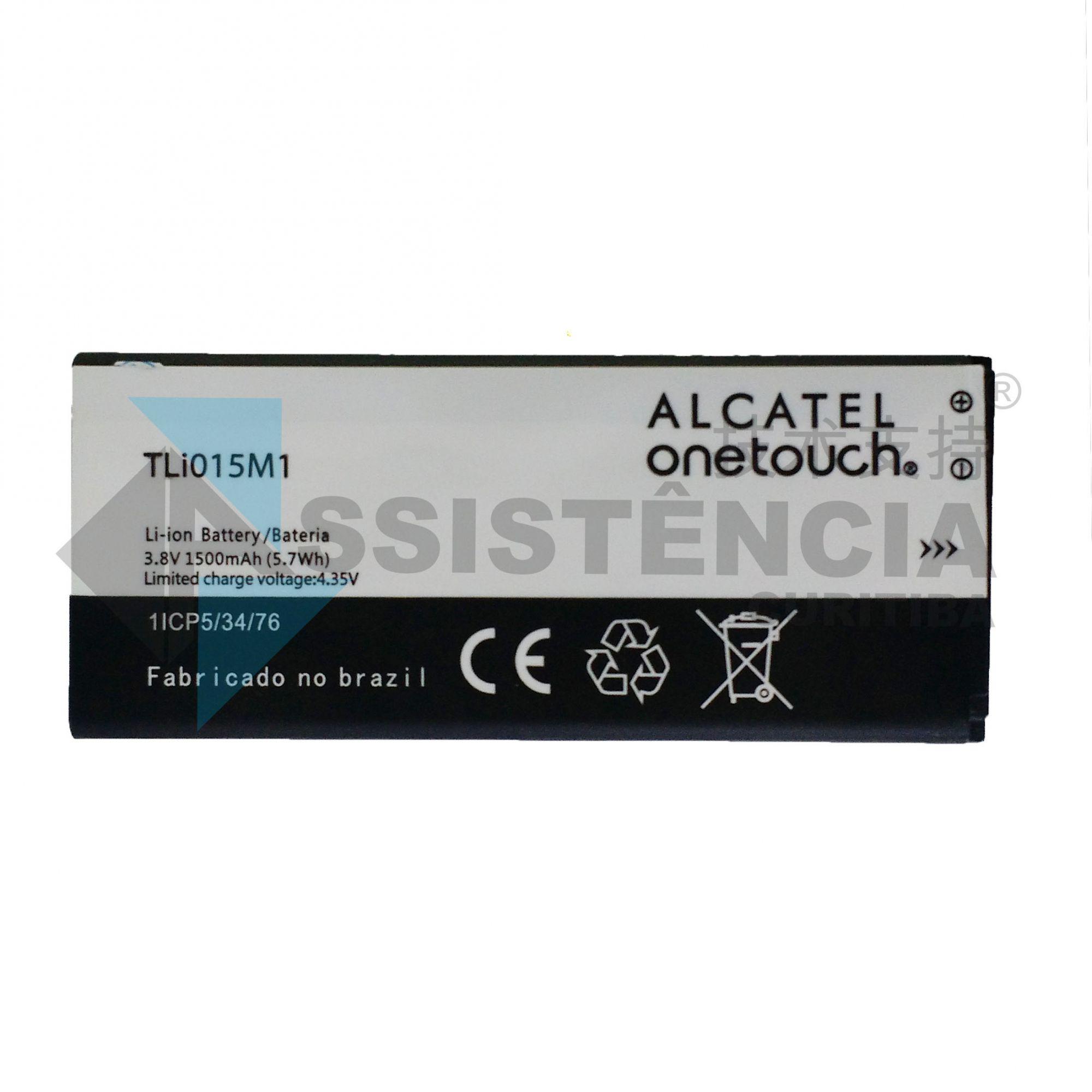 Bateria Alcatel One Touch Pixi 4 4034 Original