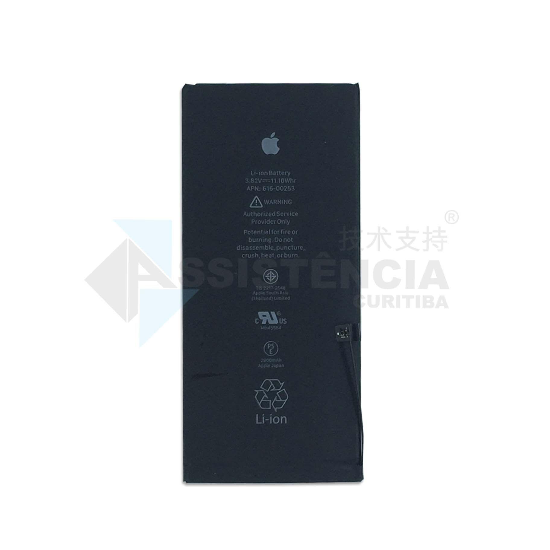 Bateria Apple Iphone 7 Plus Original Americana