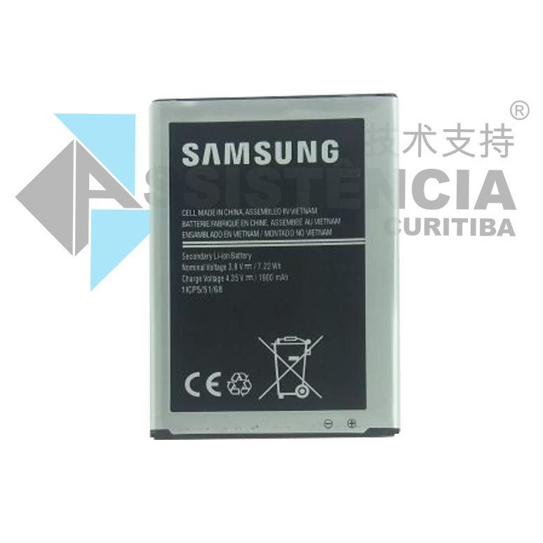 Bateria Samsung Eb-Bj110Abe Galaxy J1 Ace J110 1900mAh